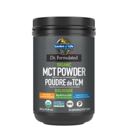 Garden Of Life Dr. Formulated Organic MCT Oil Powder 300g