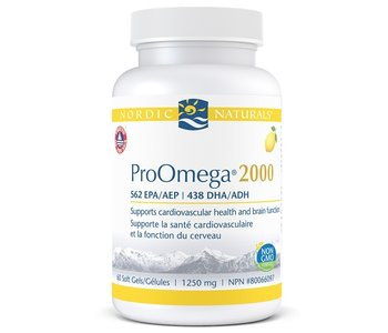 Pro Omega 2000 60 softgels