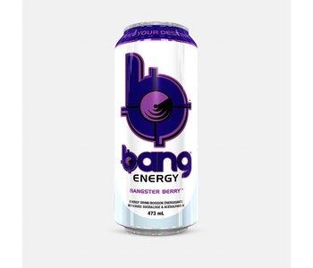 Energy Drink Bangster Berry 473ml
