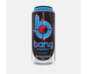 Energy Drink Blue Razz 473ml