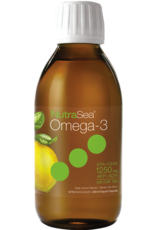 NutraSea NutraSea Omega 3 Lemon 200ml