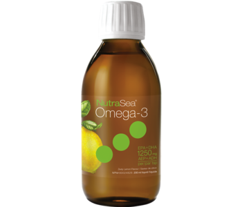 NutraSea Omega 3 Lemon 200ml