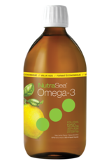 NutraSea NutraSea Omega 3 Lemon 500ml