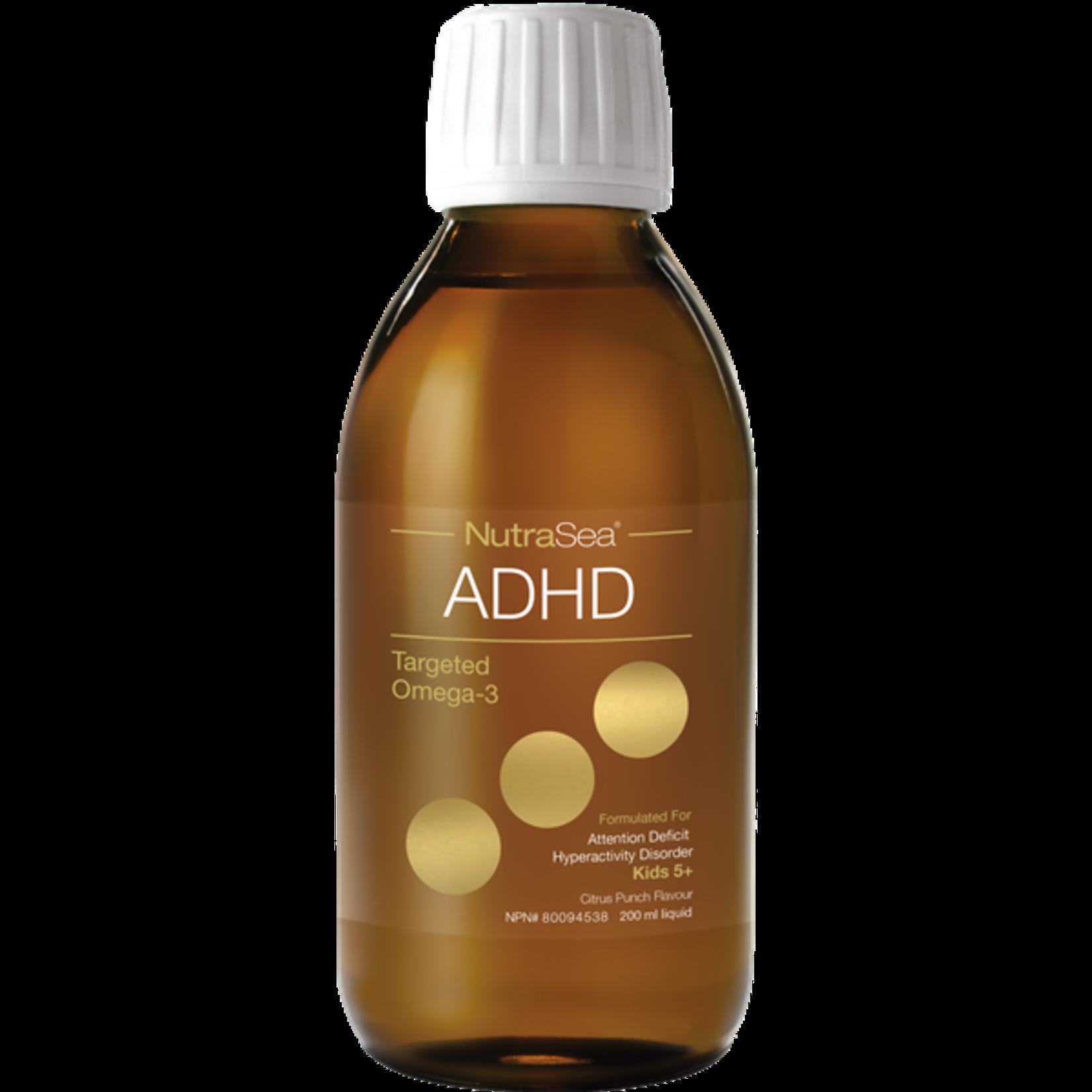 NutraSea NutraSea ADHD Omega 3 Citrus 200ml