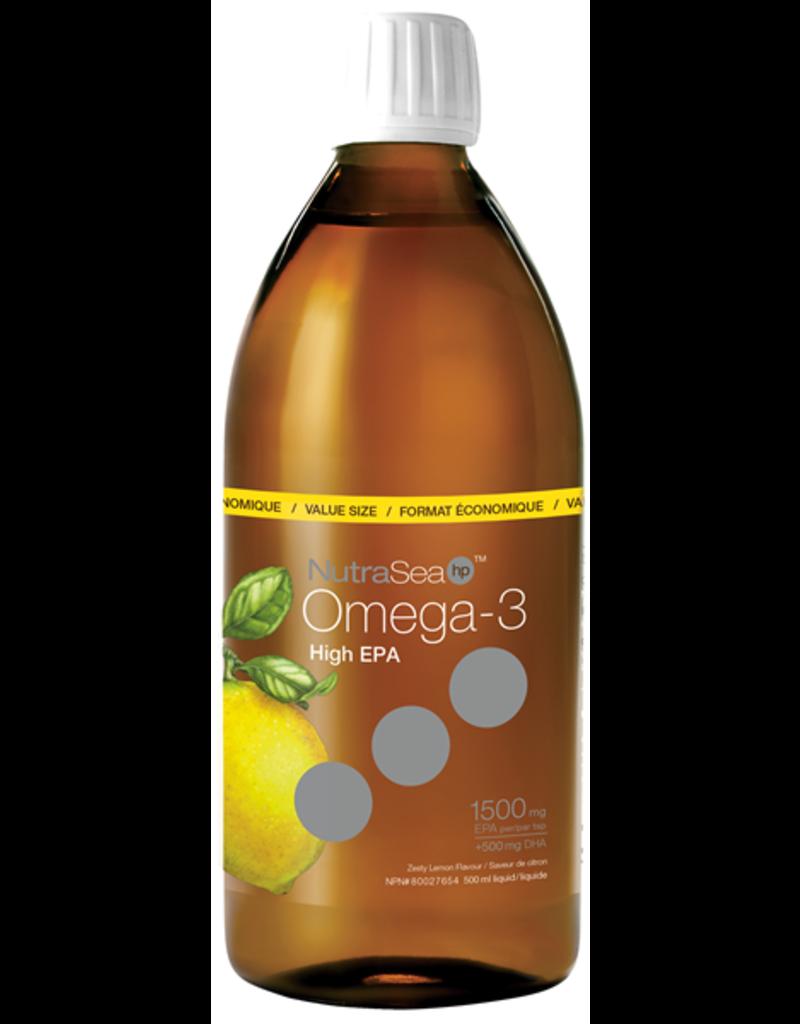 NutraSea NutraSea Omega 3 HP Lemon 500ml