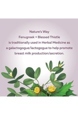 Nature's Way Fenugreek + Blessed Thistle 180 tabs