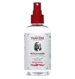 Thayers Thayers Alcohol-Free Rose Petal Witch Hazel Toner 8oz Spray