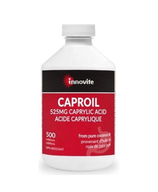 Caproil 525mg Caprylic Acid 500ml