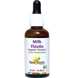 New Roots Milk Thistle Organic 50ml