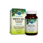 Whole Earth and Sea Men's 50+ Multivitamin 60 tabs