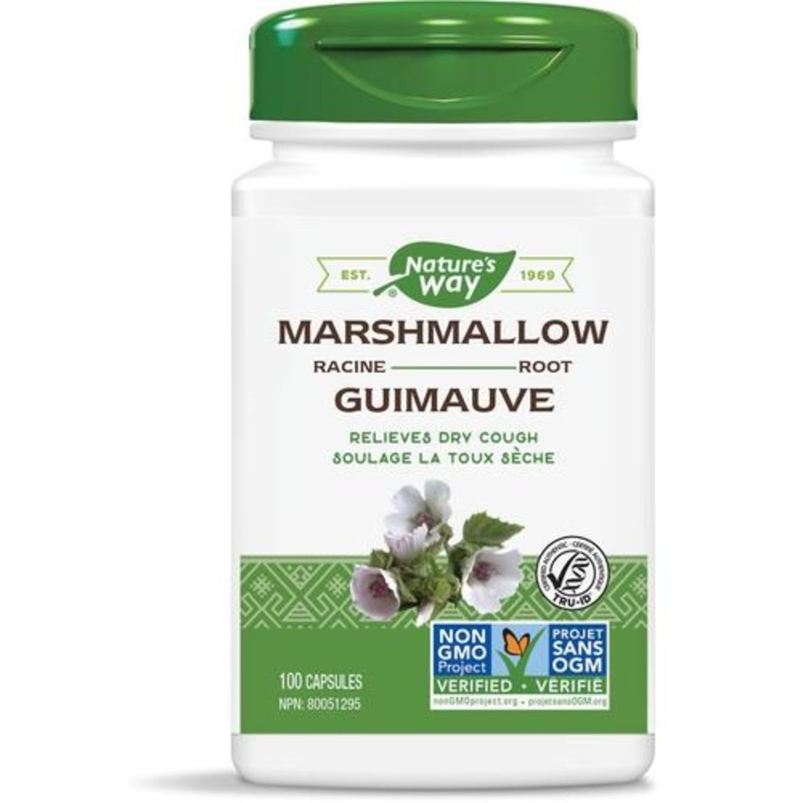 Nature's Way Marshmallow Root 100 caps
