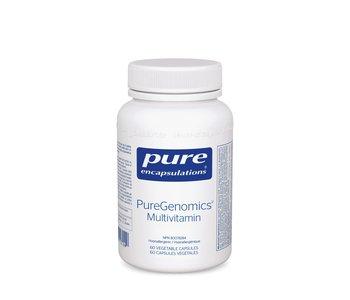 PureGenomics Multivitamin 60 caps
