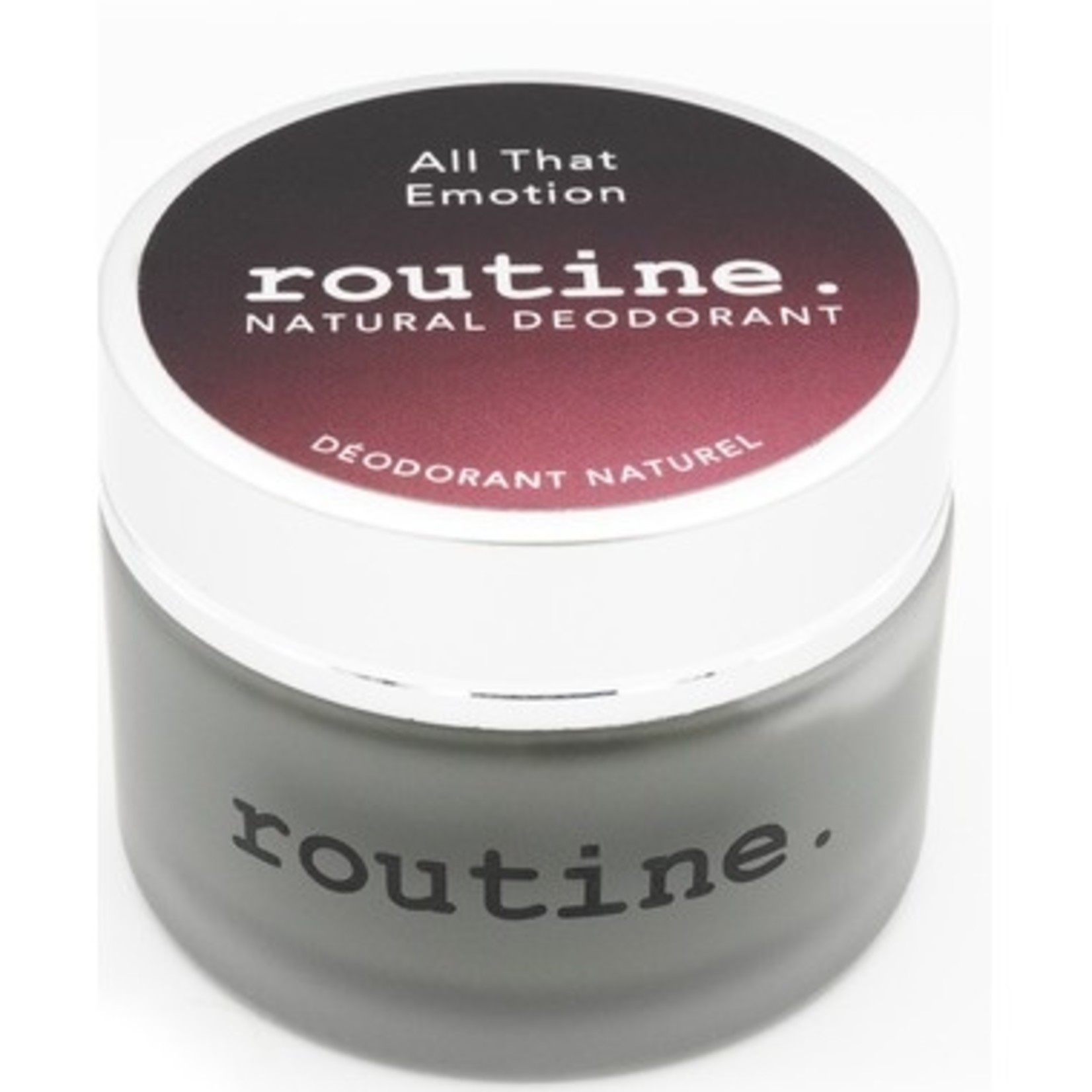 Routine Natural Deodorant All That Emotion 58g