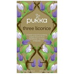 Pukka Three Licorice 20 Tea Bags