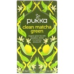 Pukka Clean Matcha Green 20 Tea Bags