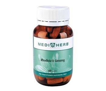 Medi Herb Rhodiola & Ginseng 60 tabs