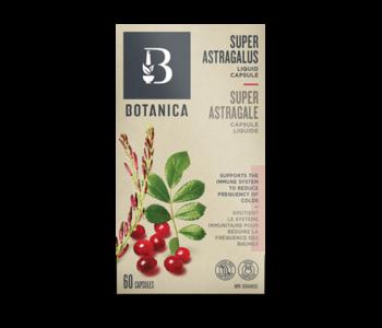 Botanica Super Astragalus 60 caps