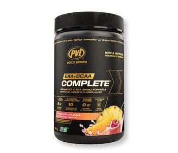 EAA + BCAA Complete - Tropical Punch 330g