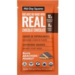 Mid-Day Squares Chocolate Squares - Peanut Butta 70g