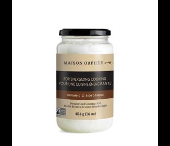 Organic Coconut Oil Deodorized 454g