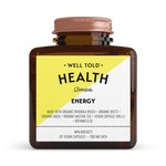 Well Told Health Energy 62 caps