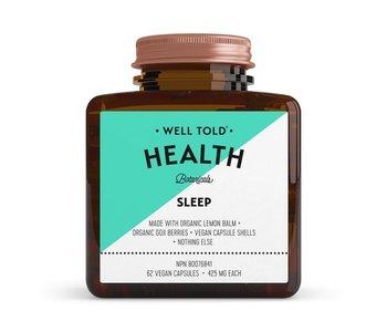 Sleep 62 caps