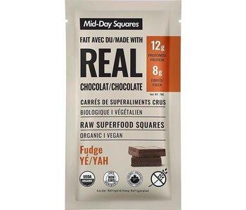 Chocolate Squares- Fudge Yah