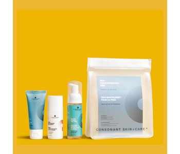 Skin Transformation Trio- Oily to Combination Skin