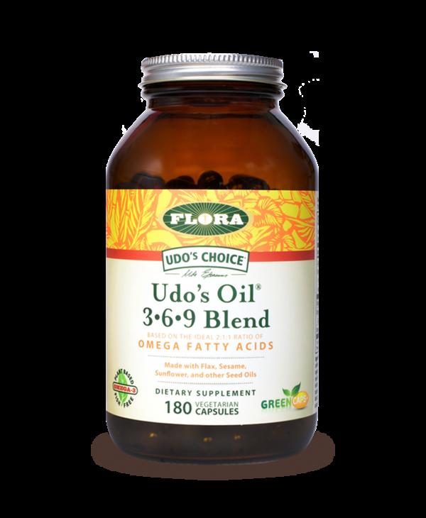 Udo's Oil 3 6 9 Blend 180 caps