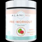 Alani Nu Pre Workout Pink Guava 296g