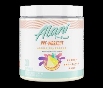 Alani Nu Pre Workout Aloha Pineapple 293g