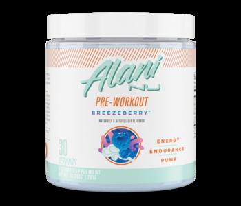 Alani Nu Pre Workout Breezeberry 291g