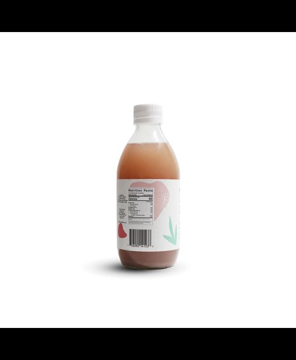Lychee Rose Craft Brew Tea with Marine Collagen 330ml