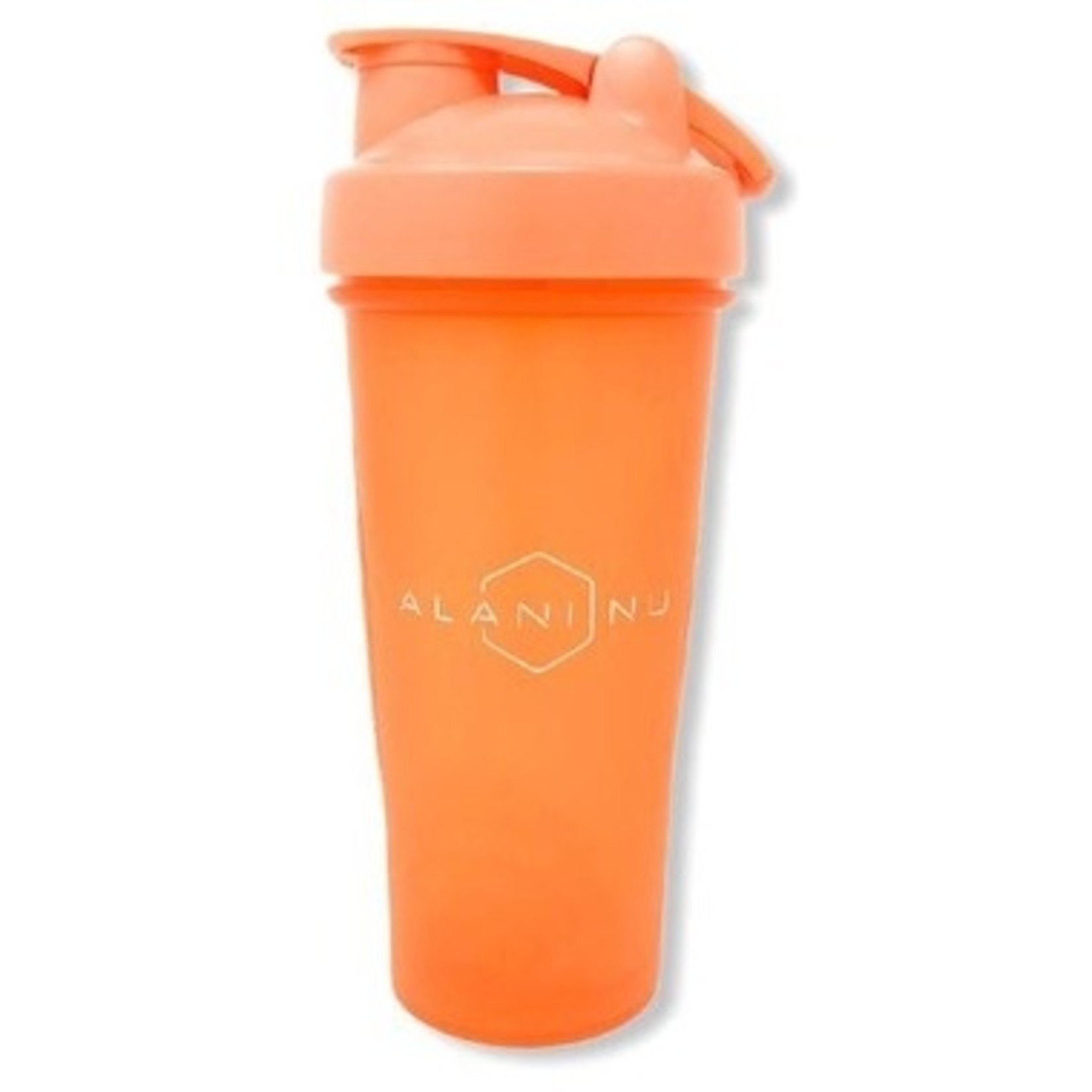Alani Nu Alani Nu Shaker Bottle Orange