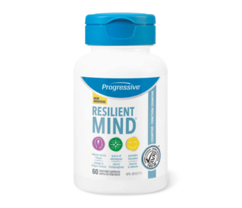 Resilient Mind 60 vcaps