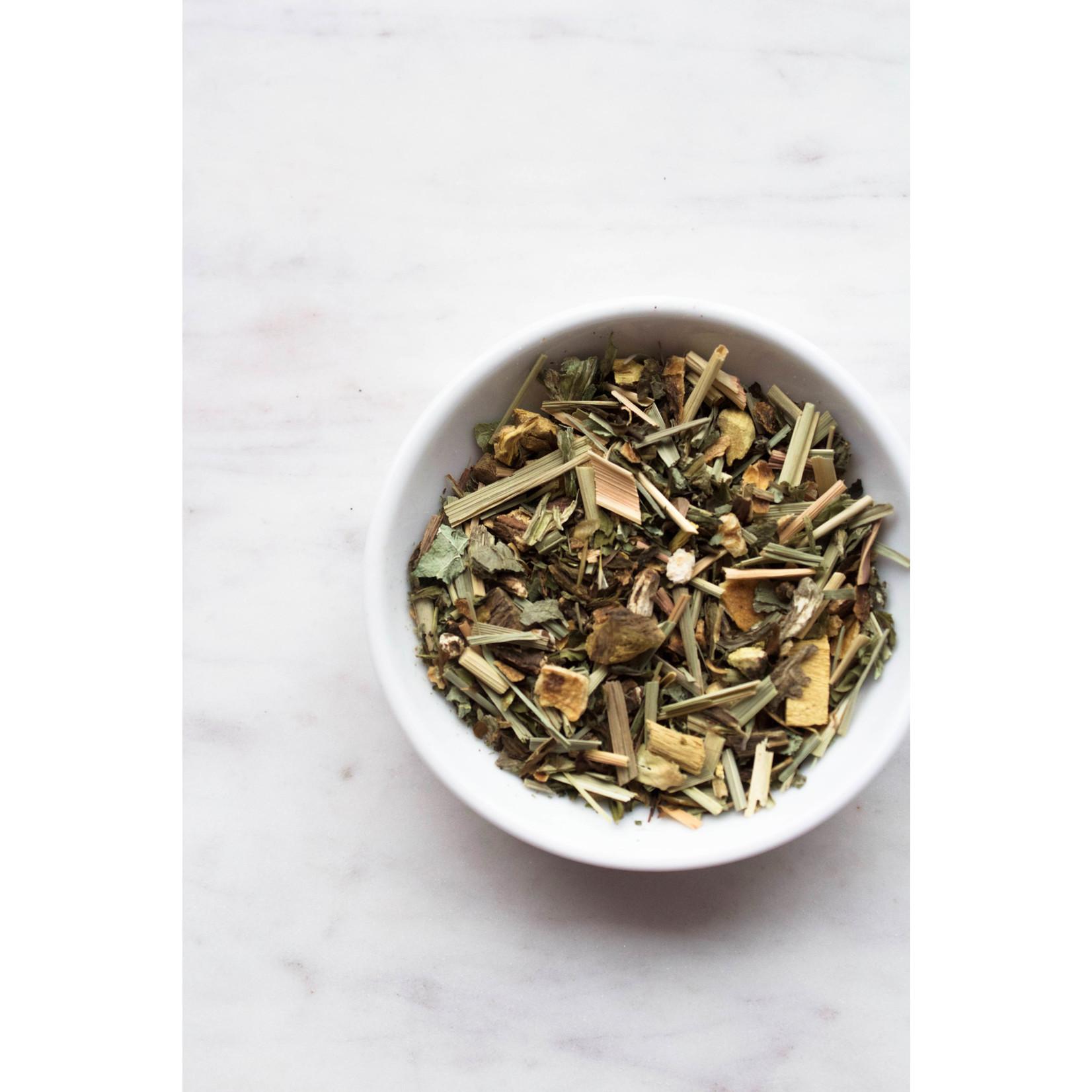 Lake and Oak Gut Love Superfood Tea Blend 60g