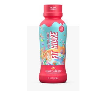 Alani Nu Fit Protein Shake - Fruity Cereal 355ml