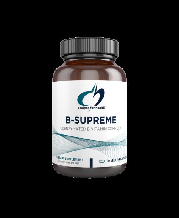 B-Supreme 60 caps