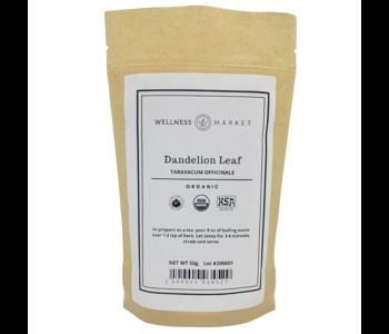 Organic Dandelion Leaf Loose