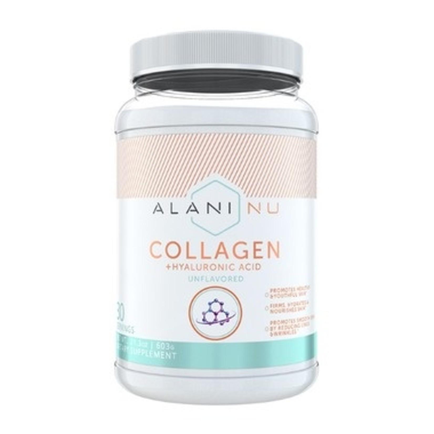 Alani Nu Collagen Peptides + Hyaluronic Acid 603g