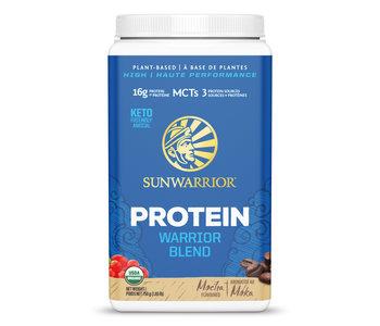 Warrior Blend Vegan Protein Mocha 750g