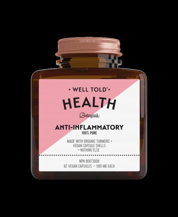 Anti-Inflammatory 62 caps