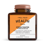 Well Told Health Stress Fighter 62 caps