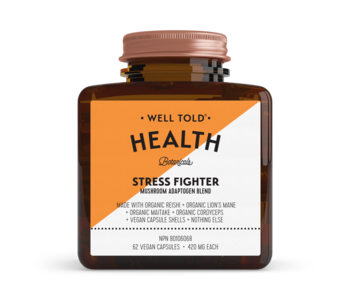 Stress Fighter 62 caps