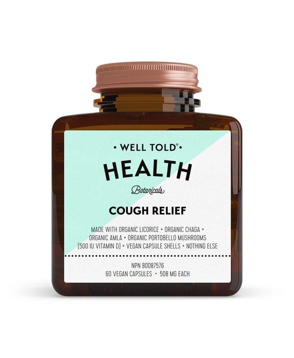 Cough Relief 60 caps