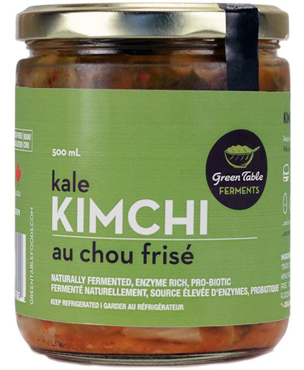 Kale Kimchi 500ml
