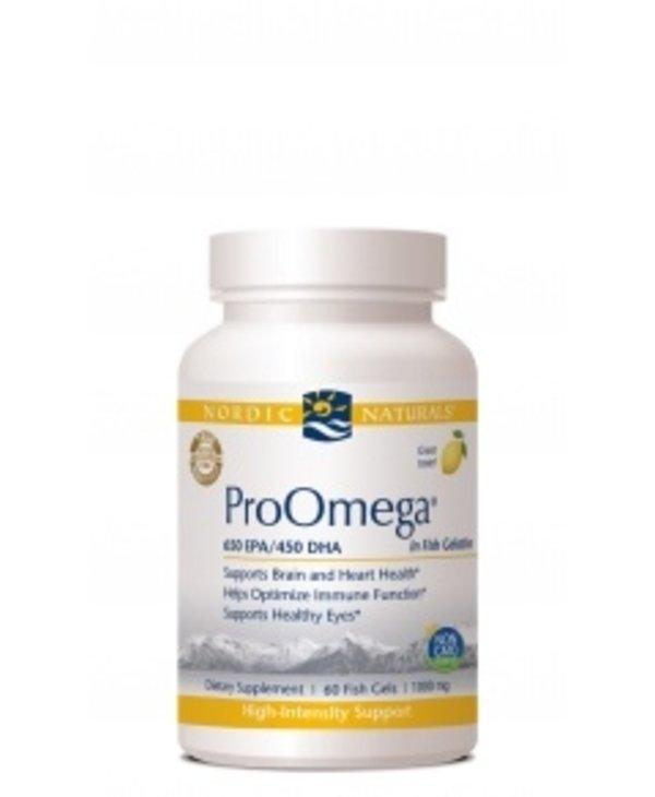 Pro Omega 60 softgels