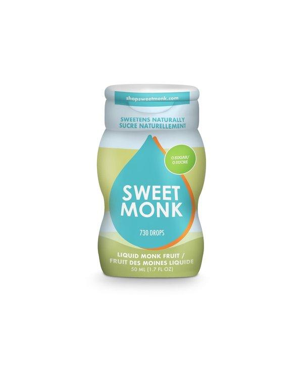 Liquid Monk Fruit Sweetener 50ml