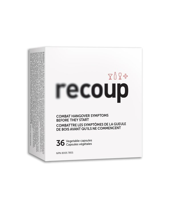 Recoup Hangover Remedy 36 caps