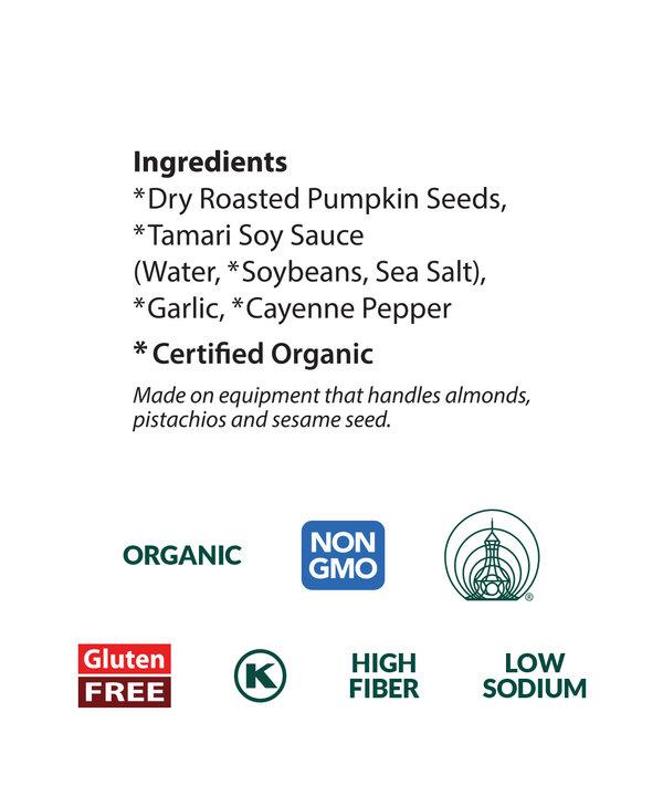 Spicy Pumpkin Seeds 113g
